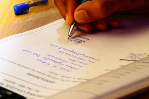 образец доверенности на получение ценных писем